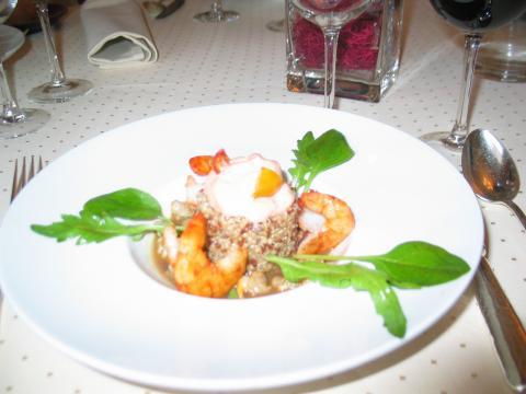 L'Ardèche dans l'assiette, autant dire que le public et les toursites aiment goûter l'Ardèche