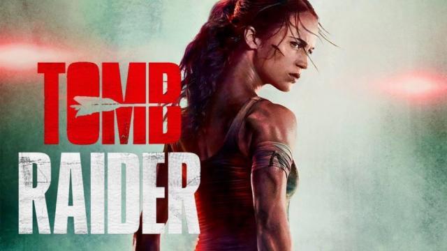NEW trailer for Tomb Raider 2018 film!! – J1 Studios – The ... - j1studios.com
