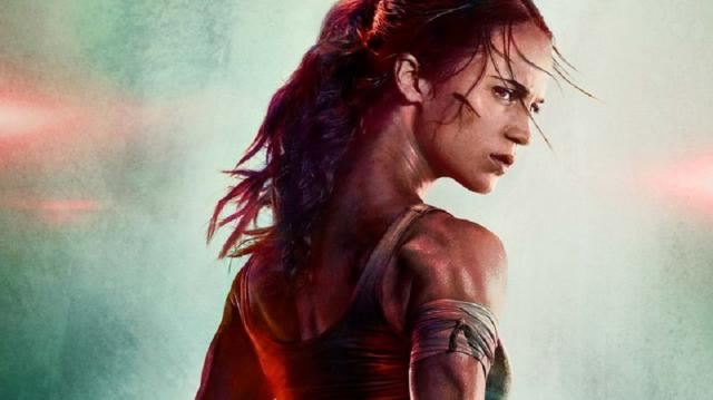 The First TOMB RAIDER Movie Poster and Teaser Trailer Are Here ... - nerdist.com