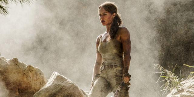 Tomb Raider launches