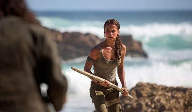 Tomb Raider' Trailer: Alicia Vikander Reboot Leads Social Media ... - variety.com