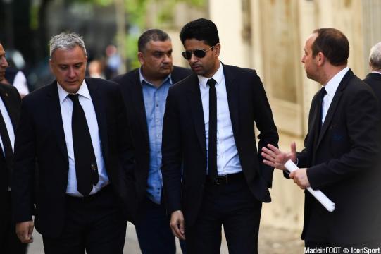 Affaire FIFA : Nasser al-Khelaïfi réagit ! - madeinfoot.com