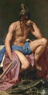 El Marte de Velázquez. Museo Nacional del Prado