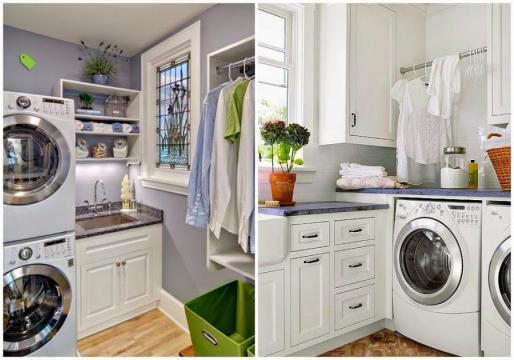 Integrar la zona de lavadero en la cocina | Decoración - facilisimo.com