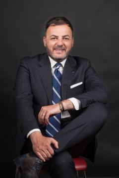 Massimiliano De Toma, neo deputato del Movimento Cinque Stelle, eletto al IV Collegio Collatina Roma.