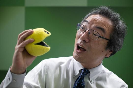 """Pac-Man: Toru Iwatan: """"Los creadores tienen que evitar estar todo ... - elpais.com"""