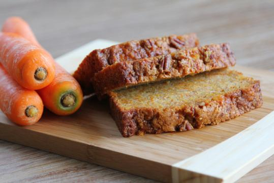 Pastel de zanahoria - 16 recetas fáciles - Unareceta.com - unareceta.com