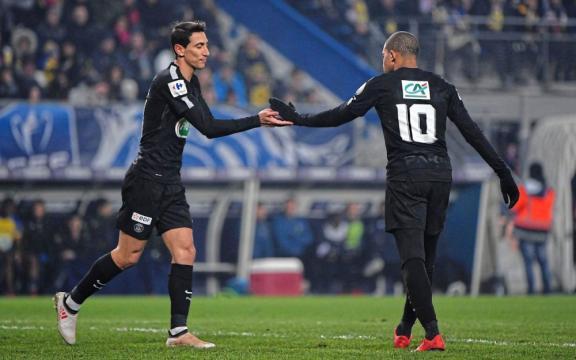 PSG : pourquoi Di Maria ne devrait pas être titulaire face au Real ... - leparisien.fr