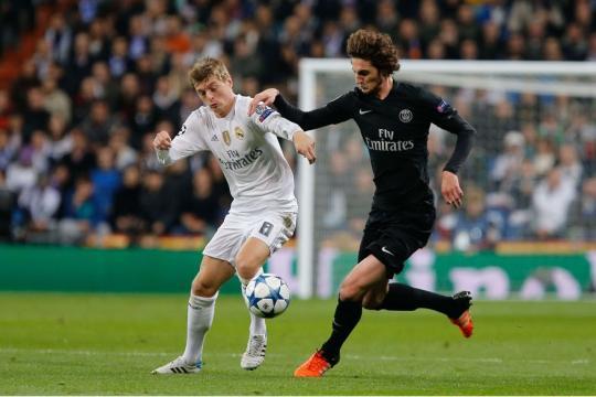 PSG-Real : pourquoi ce tirage fait peur à Madrid - rtl.fr