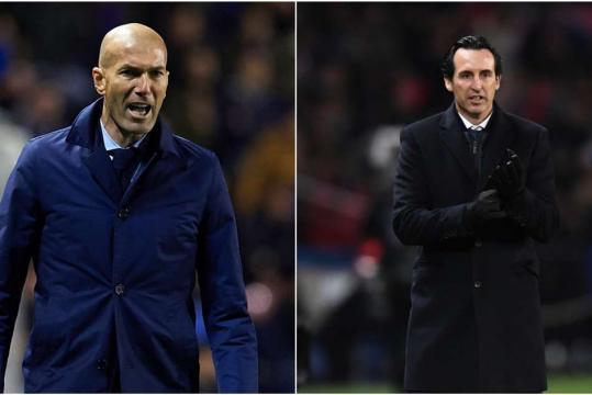 Real Madrid v Paris Saint-Germain: Valentine's Day defeat could ... - mykhel.com