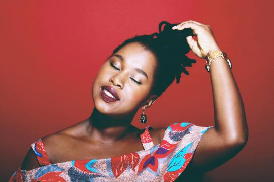 She made two albums: Ora doci, Ora Margos and Kebrada. Photo: N'Krumah Lawson-Daku/Lusafrica