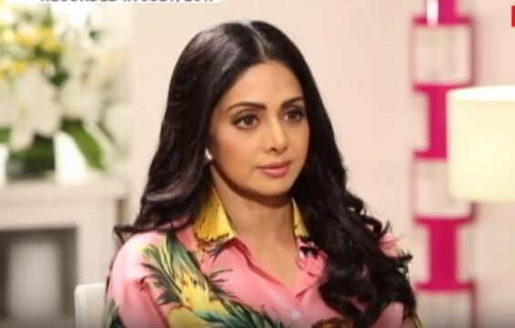 The Legendary Sridevi in Her Own Words | Virtuosity | CNN News18 - Image credit CNN-News18 | YouTube