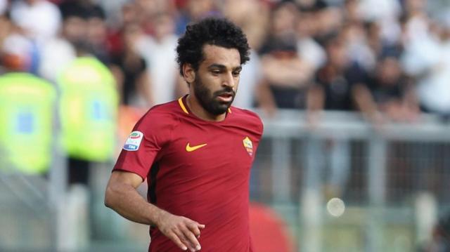 Mercato - Officiel : Mohamed Salah signe à Liverpool - Transferts ... - eurosport.fr