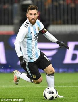 Messi est de nouveau menacé par l'EI