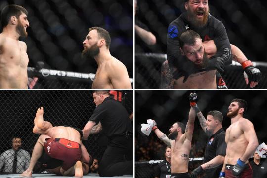 Paul Craig pudo ganar en uno de los finales más dramáticos en la historia de la UFC. MMAJunkie.com.