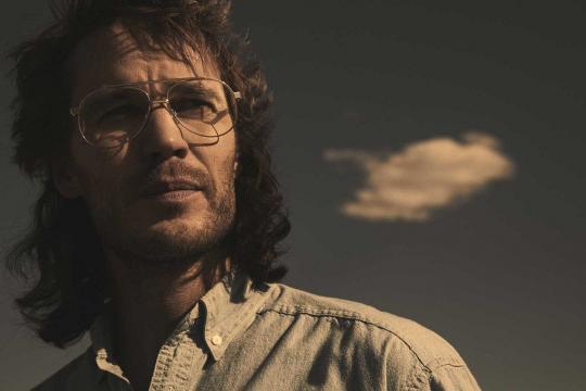 """Taylor Kitsch es David Koresh en """"Waco"""". (Paramount Network)"""