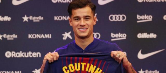 Transferts : Cinq joueurs pour remplacer Coutinho à Liverpool ! - blastingnews.com