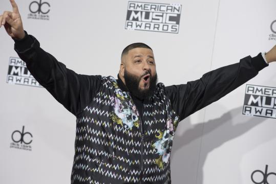 https://www.flickr.com/photos/disneyabc/31001984312 | DJ Khaled at the American music awards