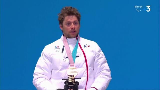 Jeux Paralympiques 2018 : Une Marseillaise en Or pour Benjamin Daviet (via francetvinfo.fr)