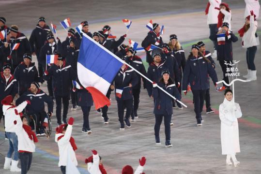 Jeux paralympiques de Pyeongchang : Record de médailles pour la France (via minutenews.fr)