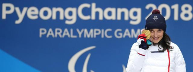 Jeux paralympiques : Sciences Po, beaufort et tricot… Qui est ... ( via francetvinfo.fr)