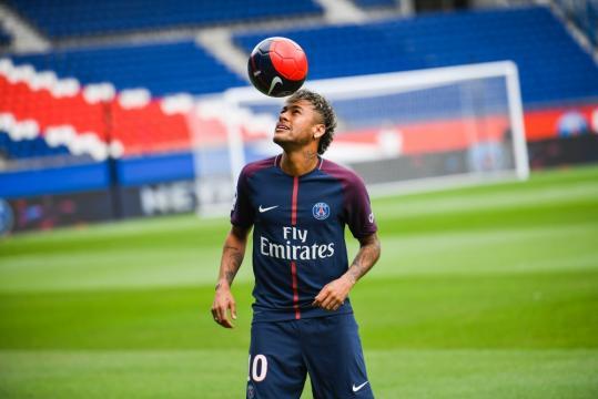 Le Télégramme - Football - PSG. Neymar :