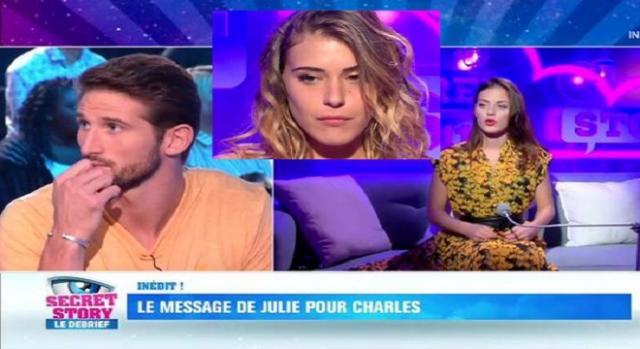 Les Anges 10 : Charles évoque sa relation avec Barbara et la réaction de Julie !