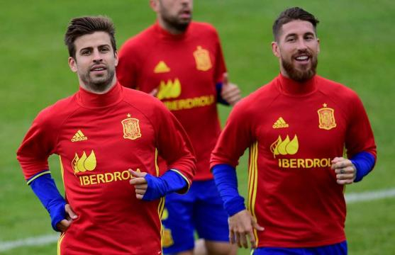 Gerard Pique makes pact with Spain about Sergio Ramos amid Catalan ... - givemesport.com