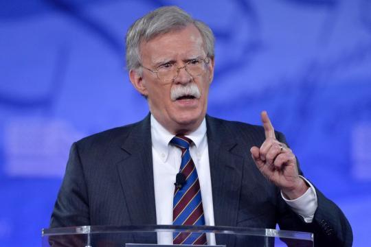 États-Unis : Donald Trump nomme John Bolton à la sécurité ... - free.fr