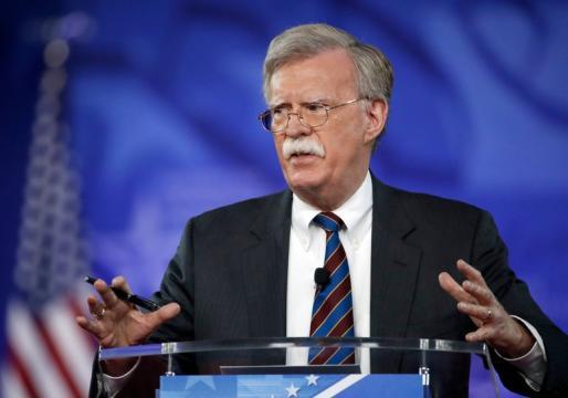 John Bolton, nouveau conseiller à la sécurité nationale / Alex Brandon - Associated Press