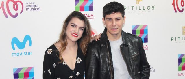 Alfred y Amaia en 'La Noche de Cadena 100'