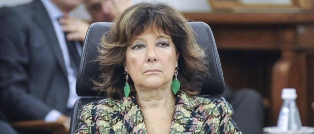 Elisabetta Alberti Casellati (FI), prima donna presidente del Senato della Repubblica