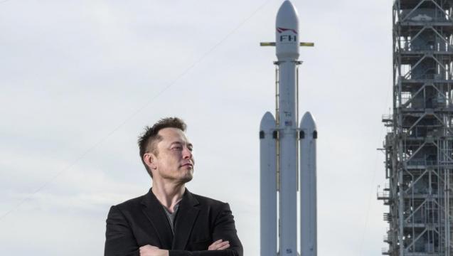 Elon Musk: o gênio à frente da SpaceX