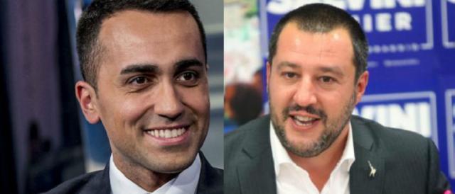L'intesa tra Luigi Di Maio e Matteo Salvini per la presidenza delle Camere ha retto