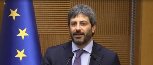 Roberto Fico, primo presidente della Camera del M5S