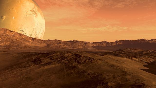 SpaceX se prepara para a conquista do Planeta Vermelho
