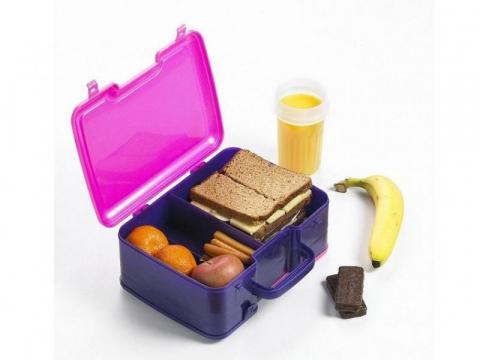 Tips para preparar una lonchera nutritiva