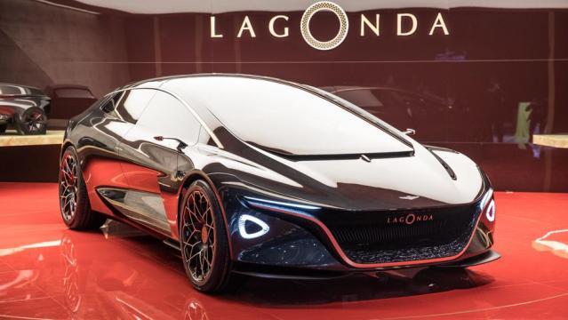 A Aston Martin pretende reviver o modelo clássico Lagonda