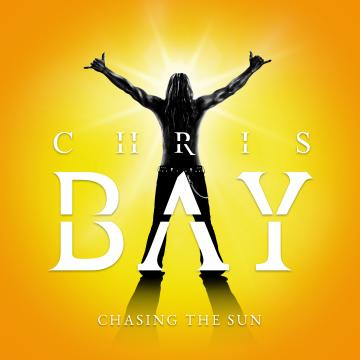 Cover of Chris Bay's first solo album