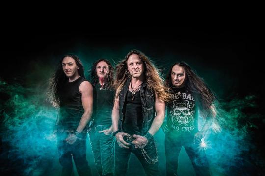 Freedom Call is a German power metal band
