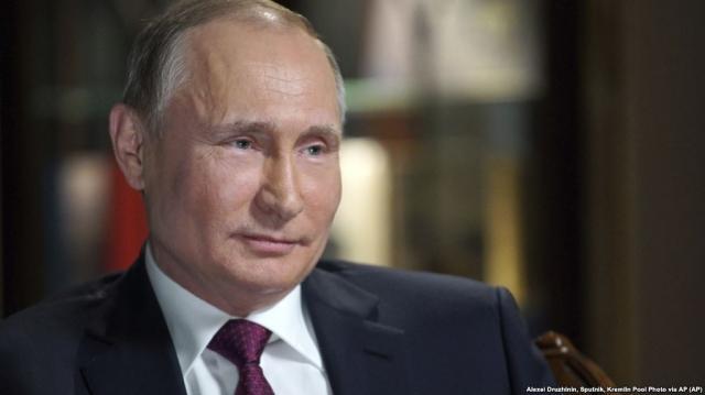 Le futur mandat de Poutine sous le signe des tensions avec l'Occident - voaafrique.com