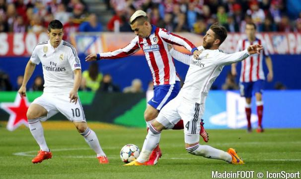 Real Madrid - Atlético Madrid : Les compos probables - madeinfoot.com