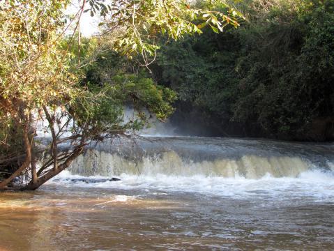 Rio do Peixe, em Rancharia (SP)
