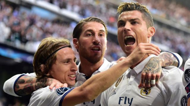 VIDEO - Real Madrid : les trois buts de Cristiano Ronaldo, trop ... - eurosport.fr