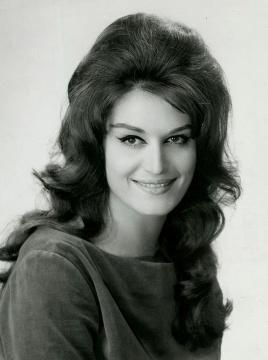 Dalida w 1961 roku (fot. Wikipedia)