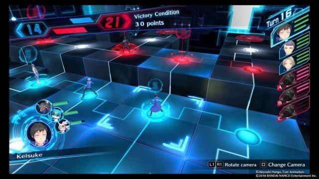 'Digimon Story: Cyber Sleuth Hacker's Memory', una fase del gioco - gamerclick.it