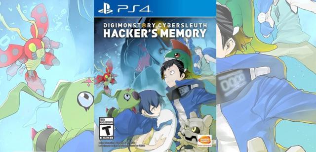 'Digimon Story Cyber Sleuth: Hacker's Memory', la recensione per PS4 - mangaforever.net