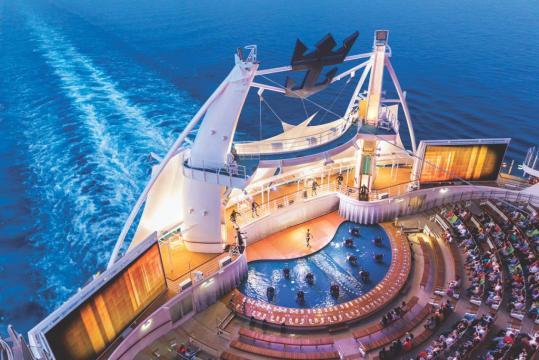 Symphony of the Seas, la nave da crociera più grande del mondo ... - giornalemetropolitano.it