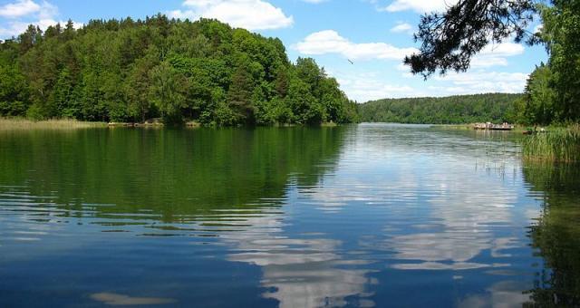 Vilnius, Green Lakes (Image credit - Andrej Kuźniečyk, Wikimedia Commons)