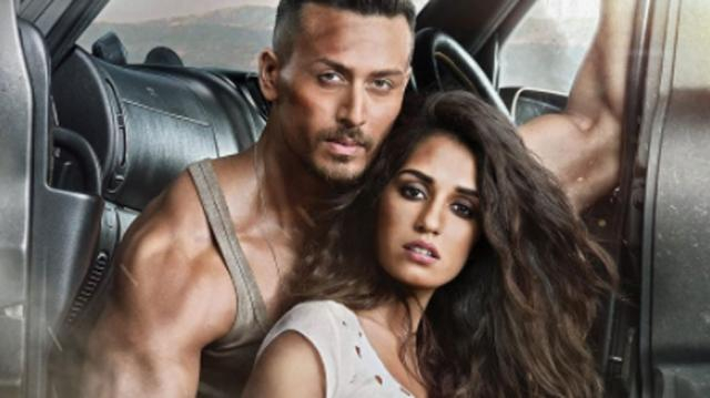 Baaghi 2 second poster: Tiger Shroff-Disha Patani's rugged look ... - india.com